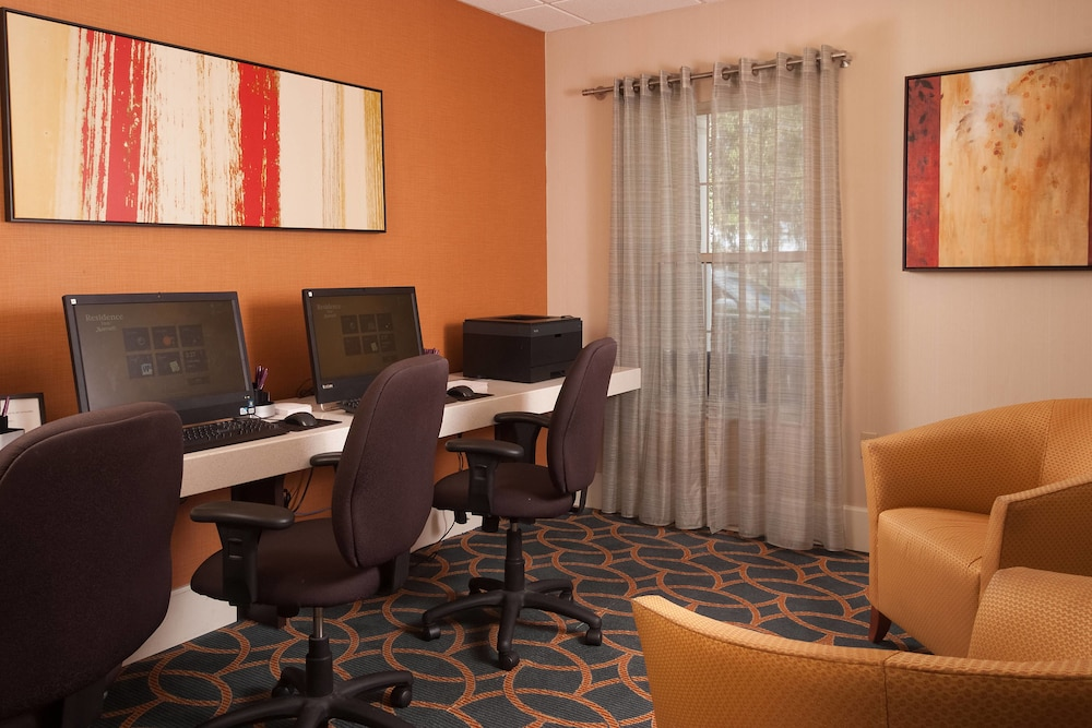 Business Center, Residence Inn by Marriott Orlando Convention Center