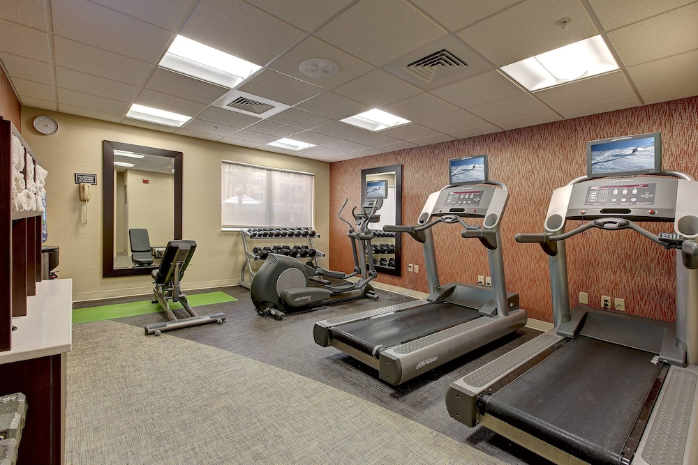 Fitness Facility, Residence Inn by Marriott Orlando Convention Center