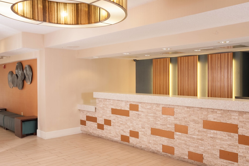 Lobby, Residence Inn by Marriott Orlando Convention Center