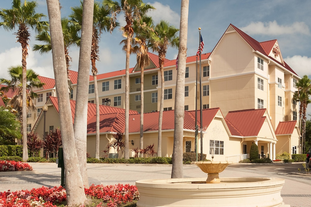 Exterior, Residence Inn by Marriott Orlando Convention Center