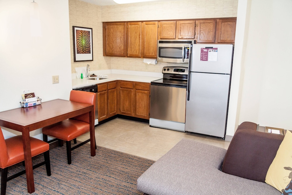 Private Kitchen, Residence Inn by Marriott Rocky Mount