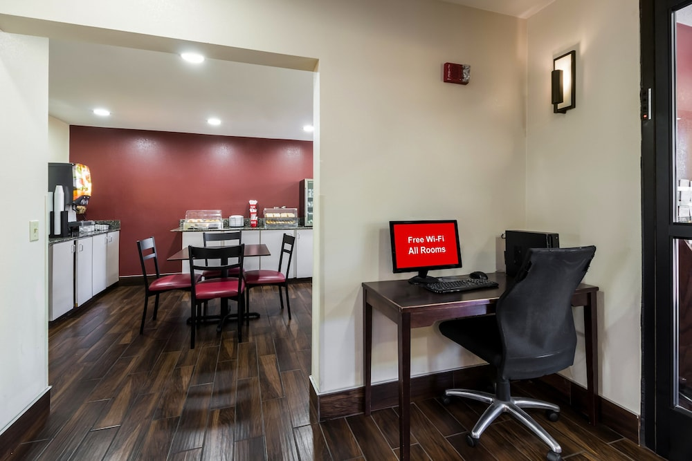 Business Center, Red Roof Inn Murfreesboro
