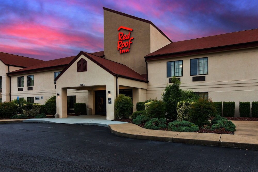 Exterior, Red Roof Inn Murfreesboro