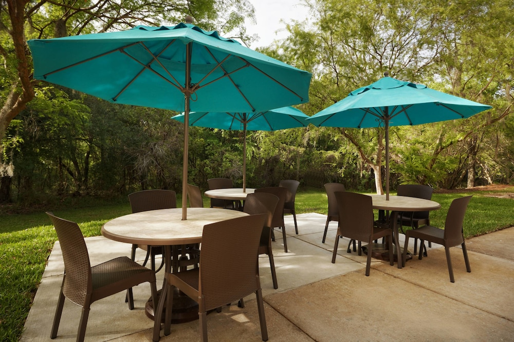 BBQ/Picnic Area, TownePlace Suites by Marriott Tampa North/I-75 Fletcher