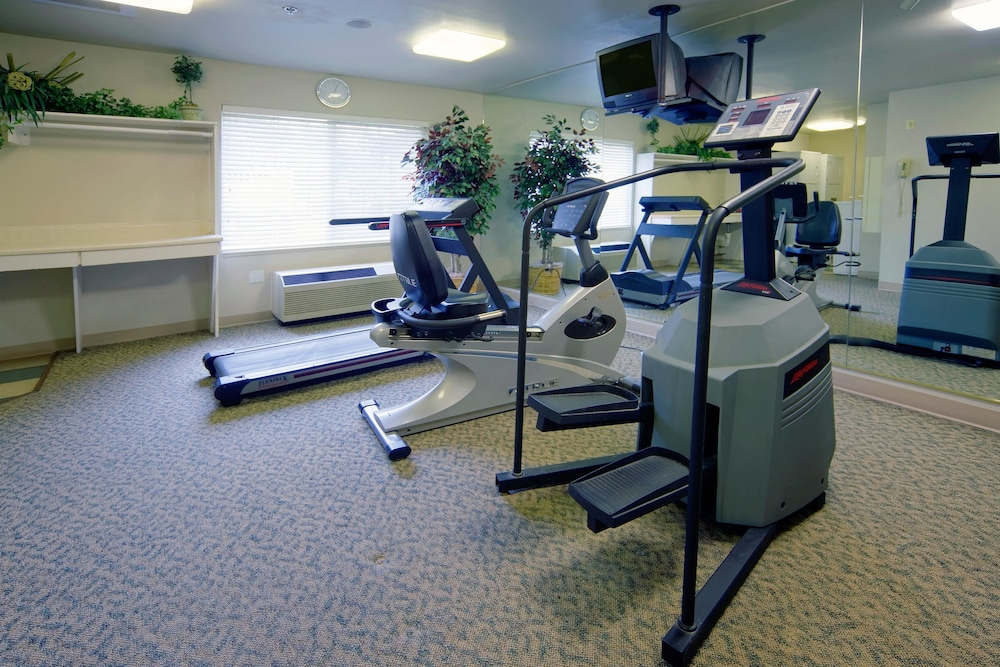 Fitness Facility, Extended Stay America - Washington, D.C. - Fairfax