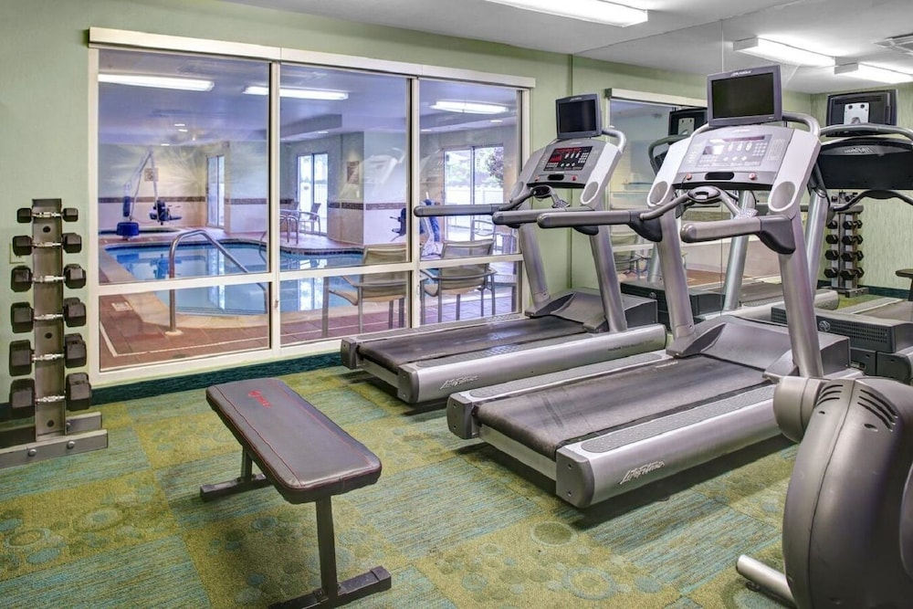 Gym, Kings Inn Suites Cincinnati Ma