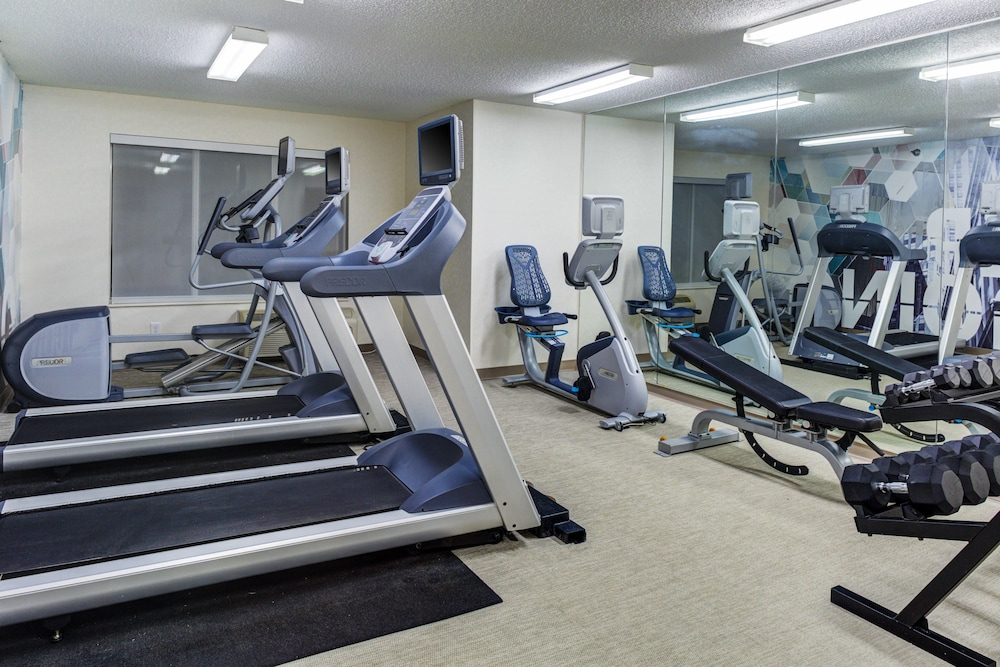 Fitness Facility, Springhill Suites Memphis East / Galleria