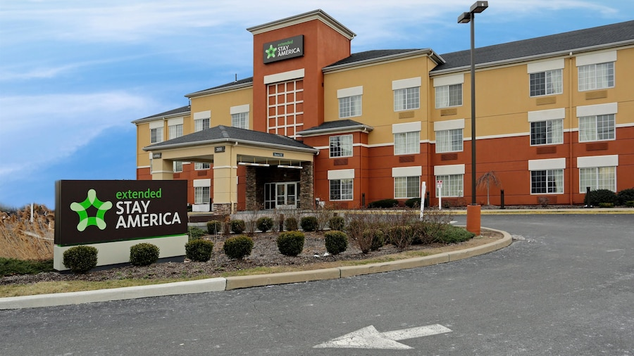 Extended Stay America Suites Meadowlands East Rutherford