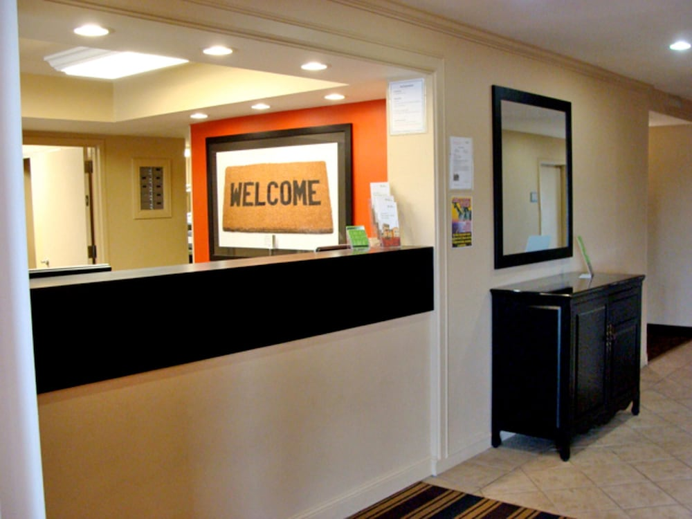 Lobby, Extended Stay America - Meadowlands - East Rutherford