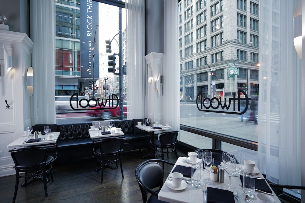 Staypineapple at the alise chicago in chicago hotel for American cuisine chicago