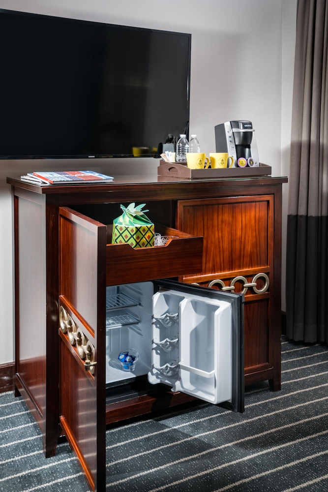 Mini-Refrigerator, Staypineapple, An Iconic Hotel, The Loop
