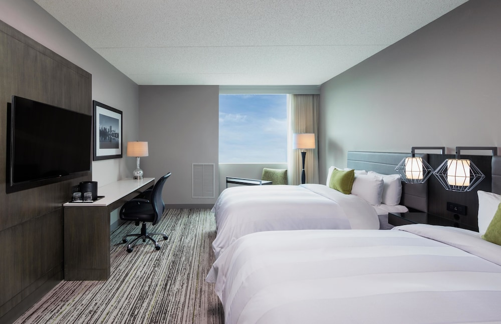 Room, Marriott Cincinnati Airport