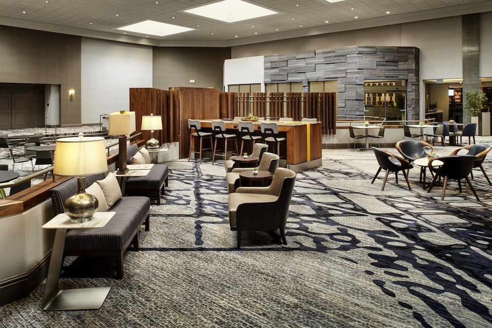 Lobby, Marriott Cincinnati Airport