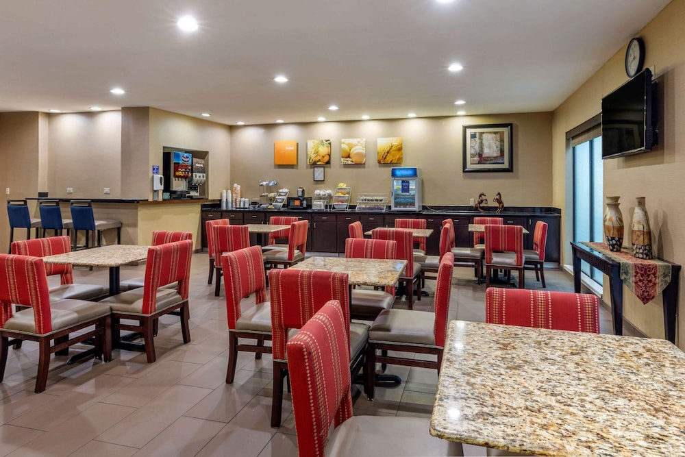 Breakfast Area, Comfort Suites The Colony - Plano West
