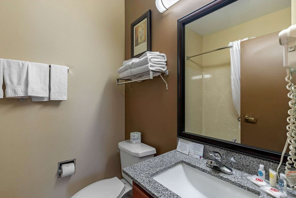 Room, Comfort Suites The Colony - Plano West