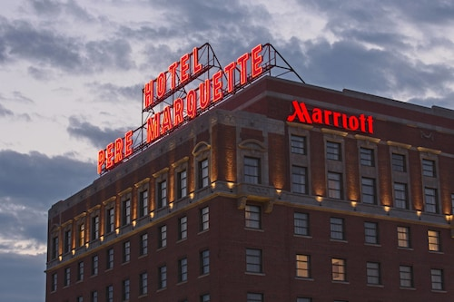 Check Expedia for Availability of Peoria Marriott Pere Marquette