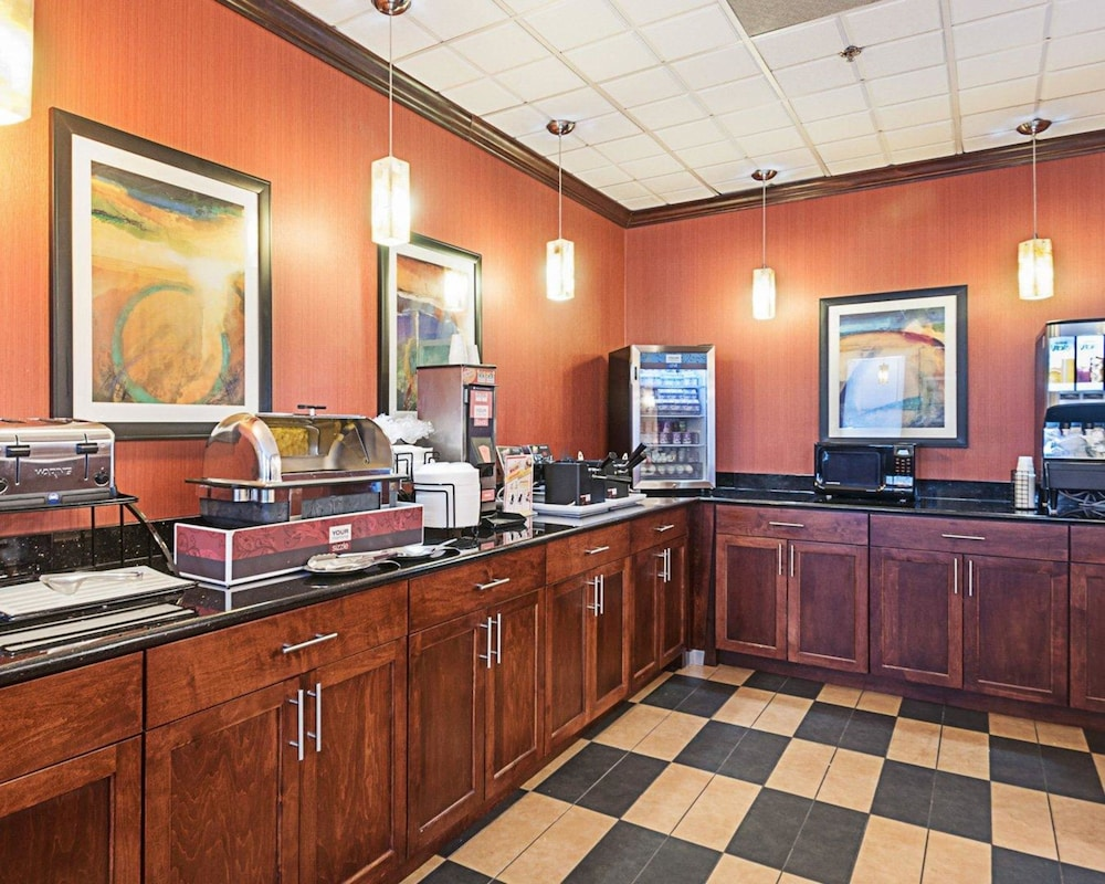 Breakfast Area, Comfort Inn Ballston