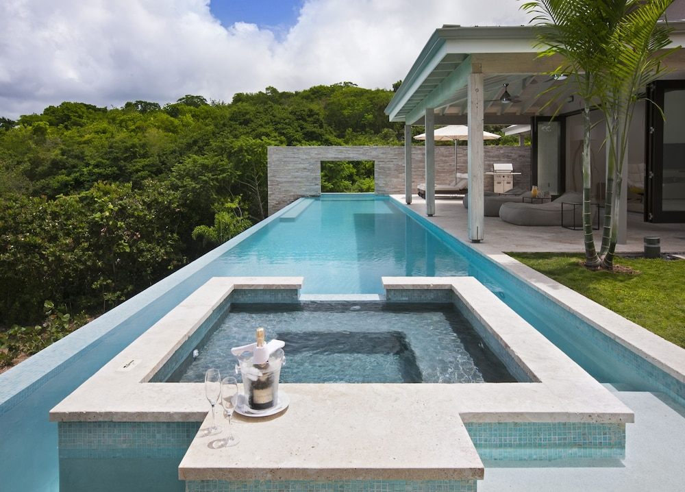 Private Pool, Four Seasons Resort - Nevis