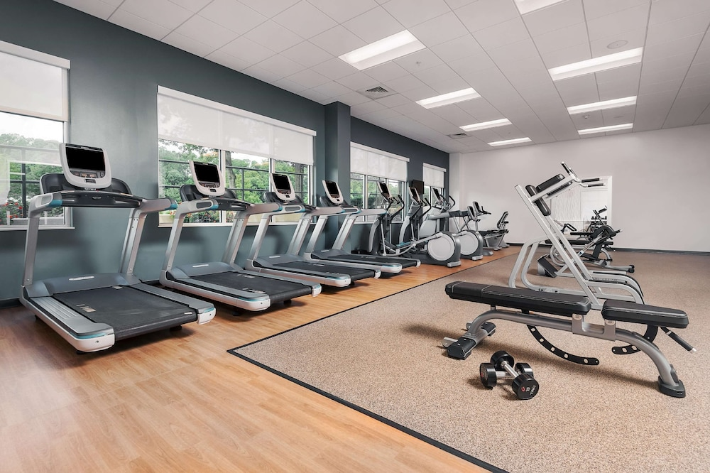 Fitness Facility, Embassy Suites Raleigh-Crabtree