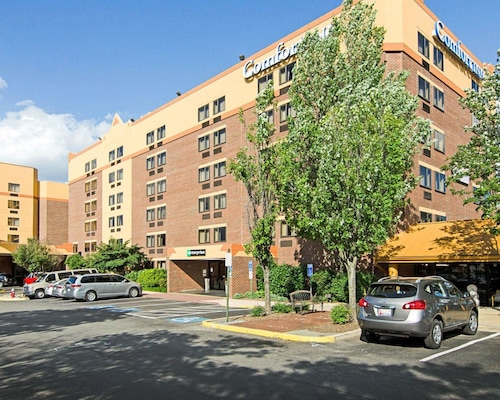 Great Place to stay Comfort Inn University Center near Fairfax