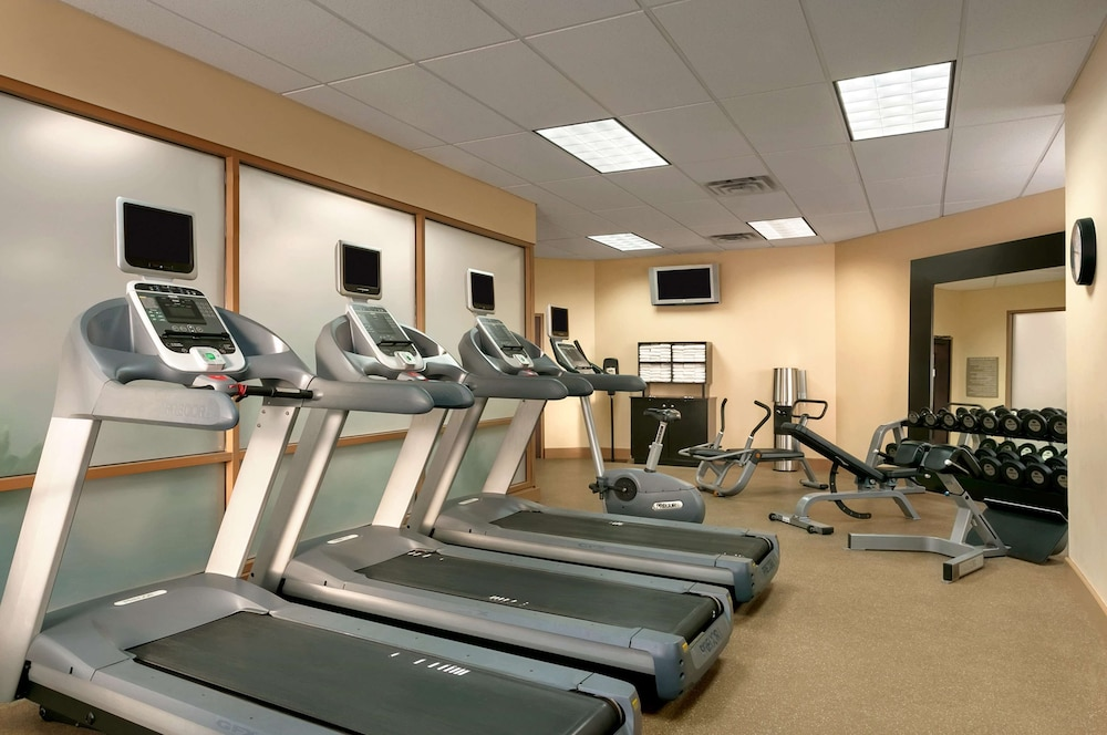 Fitness Facility, Embassy Suites Chicago - North Shore/Deerfield