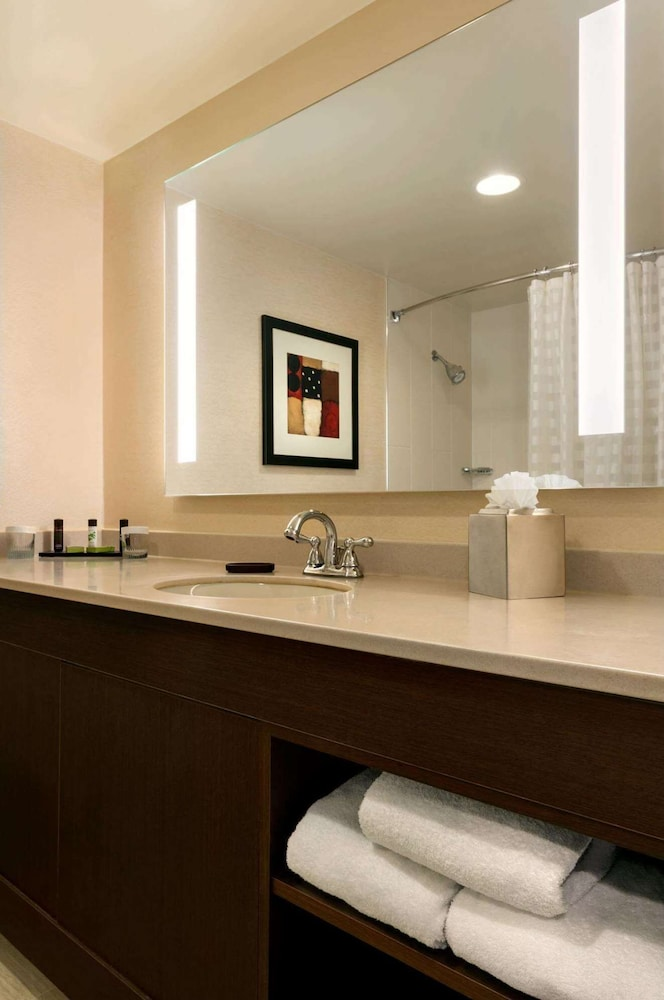 Bathroom, Embassy Suites Chicago - North Shore/Deerfield
