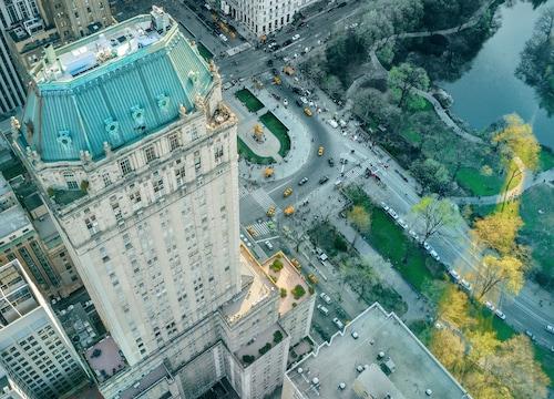 ザ ピエール ア タージ ホテル ニューヨーク