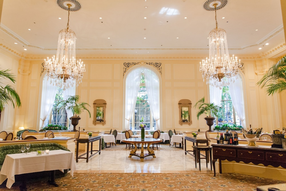 Fairmont Olympic Hotel In Seattle Hotel Rates Reviews