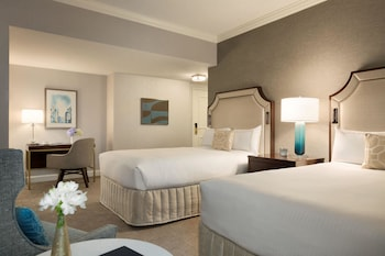 Deluxe Room, 2 Double Beds (Newly Renovated) - Guestroom
