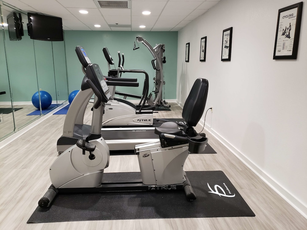 Fitness Facility, Best Western Plus Myrtle Beach @ Intracoastal