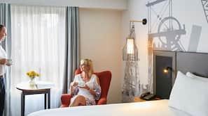 20 bedrooms, in-room safe, desk, laptop workspace