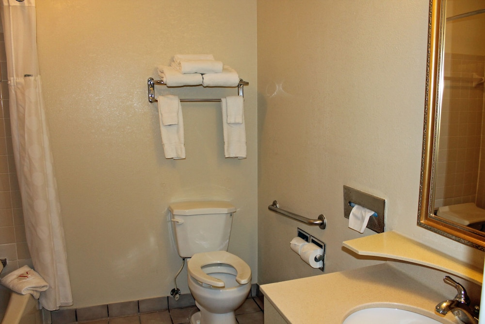 Bathroom, Cottonwood Suites Savannah Hotel & Conference Center