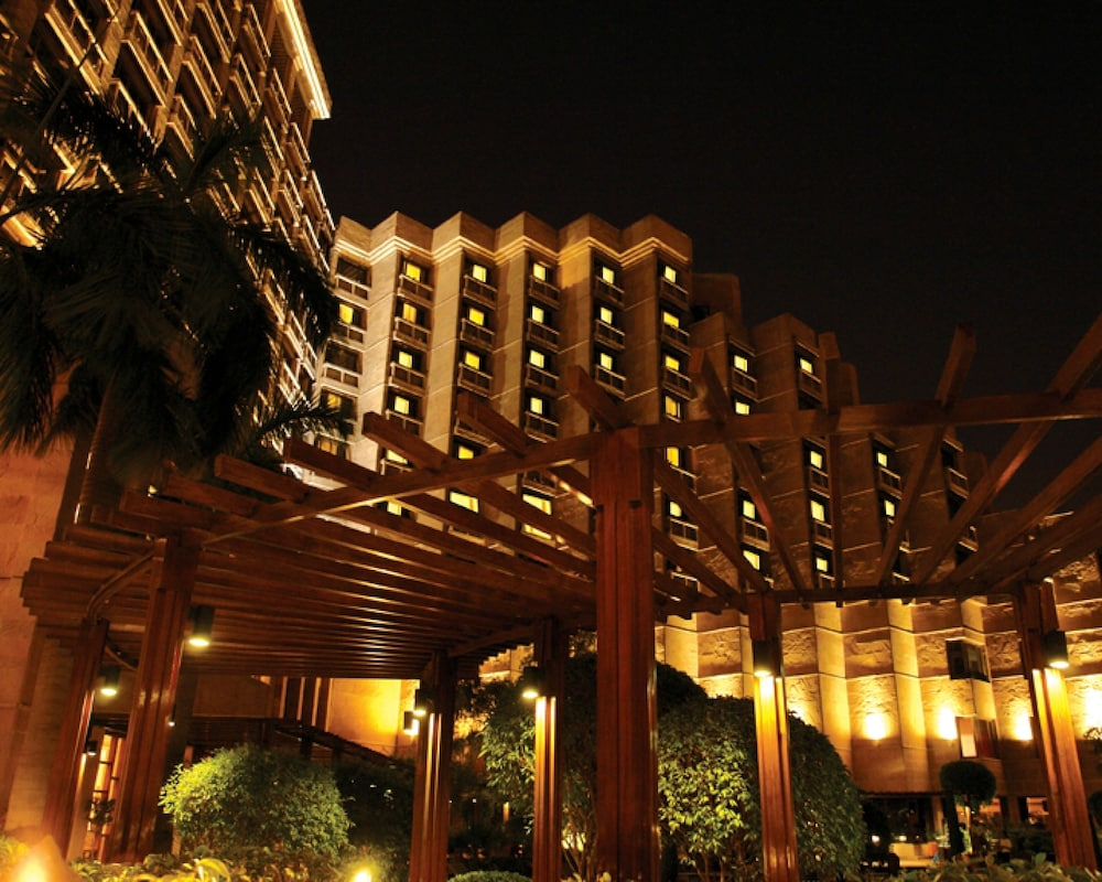 Front of Property, Hyatt Regency Delhi
