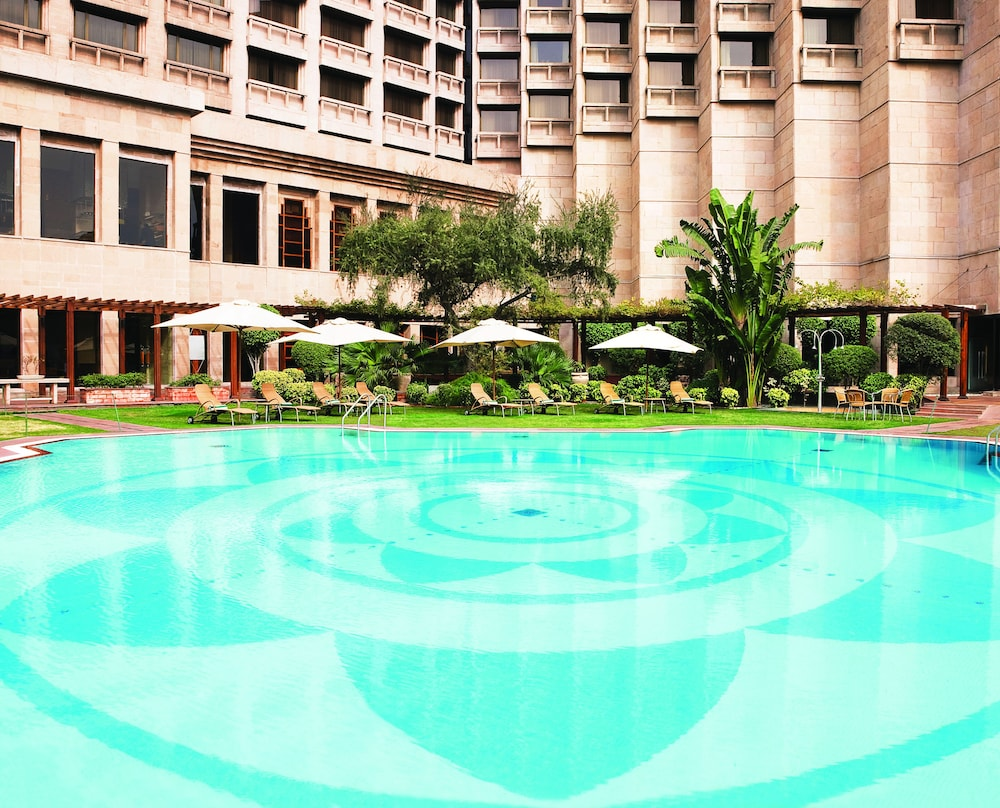 Outdoor Pool, Hyatt Regency Delhi
