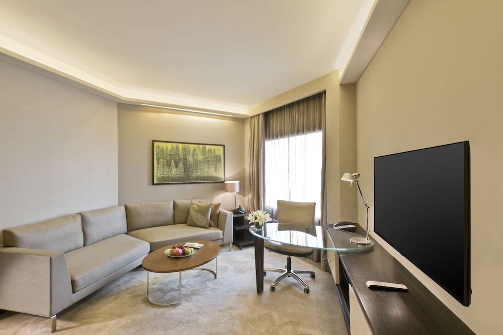 Living Area, Hyatt Regency Delhi