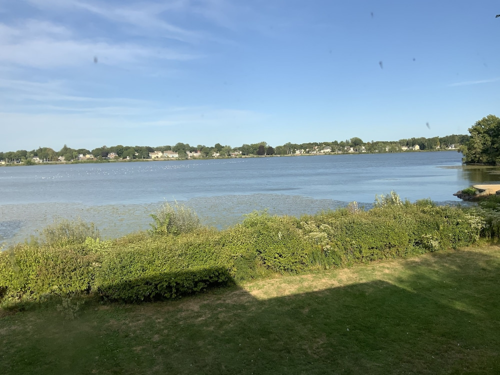 View from Room, Lakeside Inn