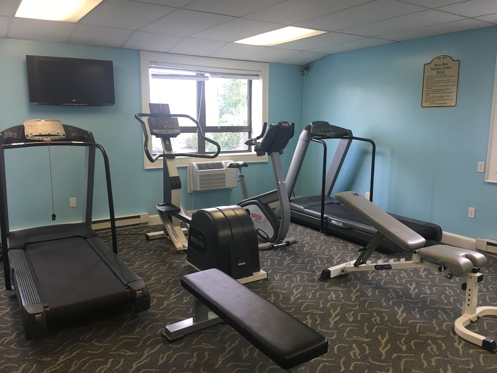 Gym, Lakeside Inn