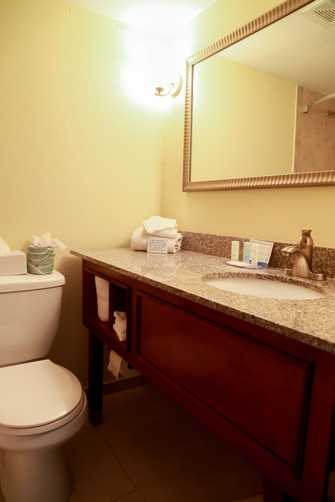 Bathroom, Lakeside Inn
