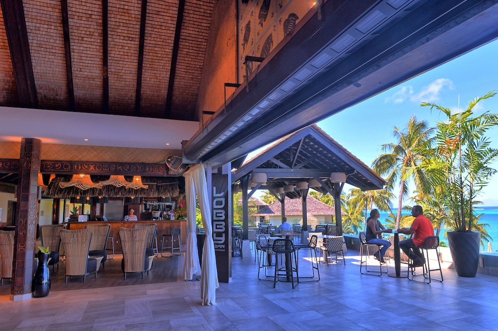 Bar, InterContinental Resort Tahiti