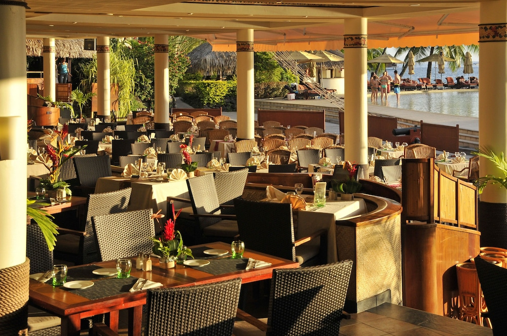Restaurant, InterContinental Resort Tahiti