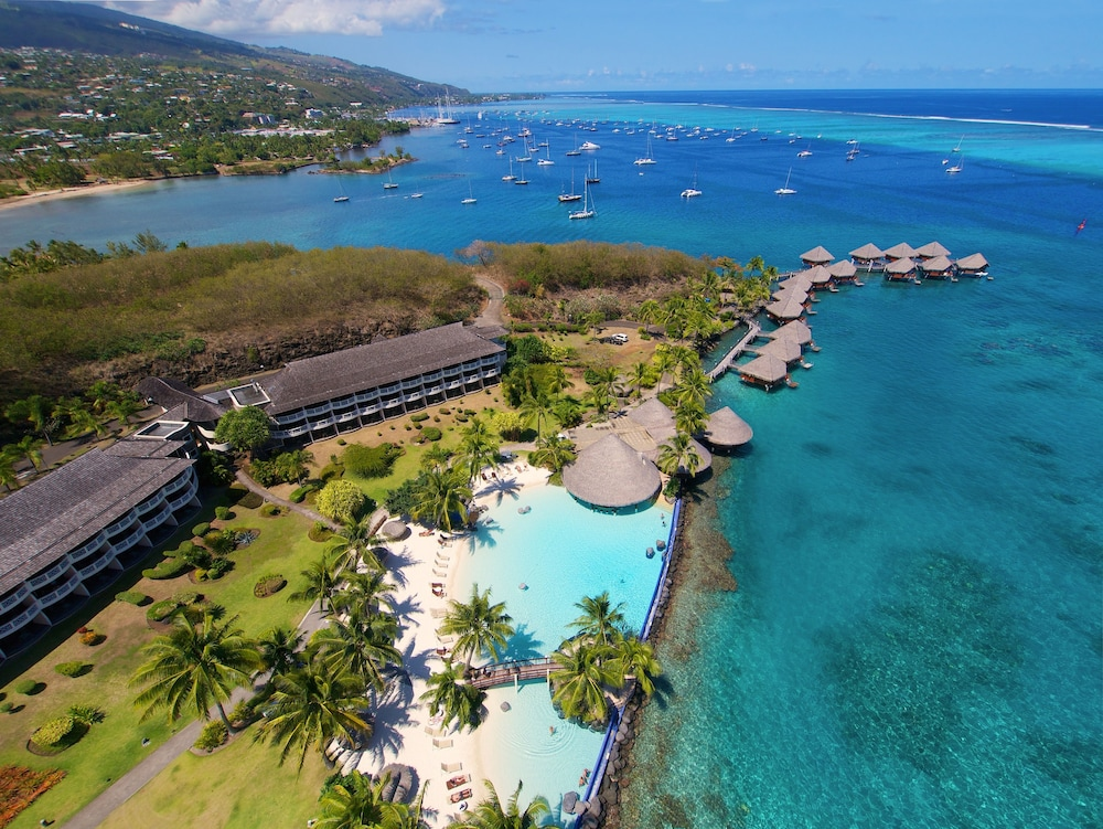 Exterior, InterContinental Resort Tahiti
