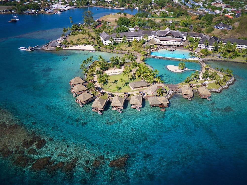 Tahiti Area Map | U.S. News Travel