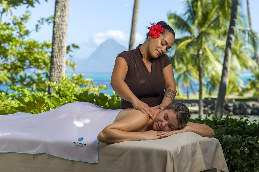 Spa, InterContinental Resort Tahiti