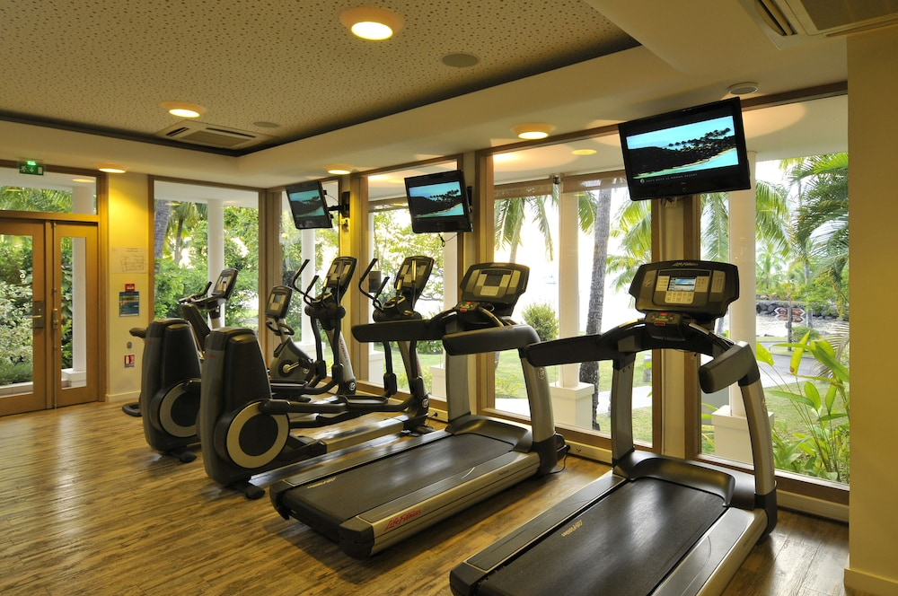 Fitness Facility, InterContinental Resort Tahiti