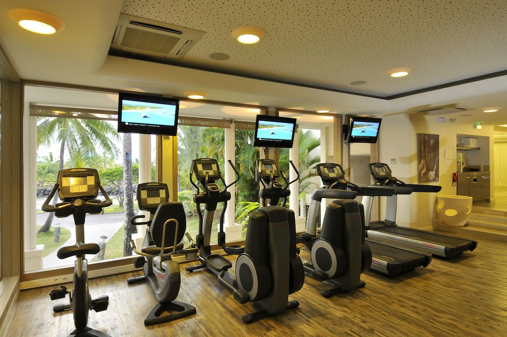 Gym, InterContinental Resort Tahiti