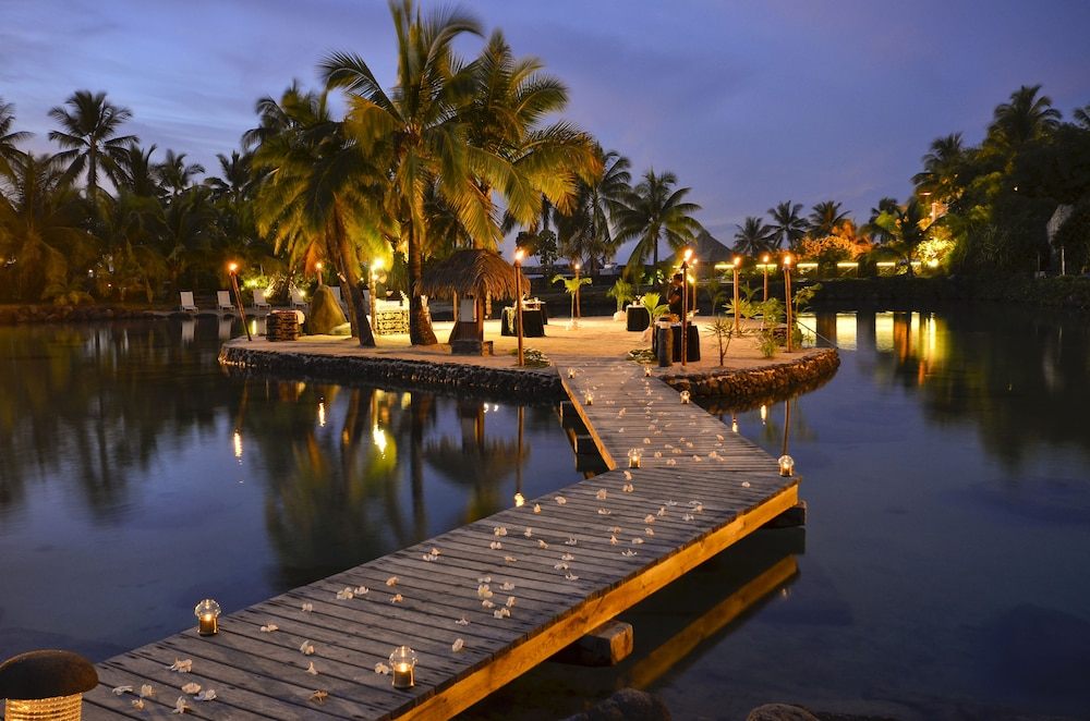 Banquet Hall, InterContinental Resort Tahiti