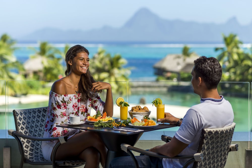 Breakfast Meal, InterContinental Resort Tahiti