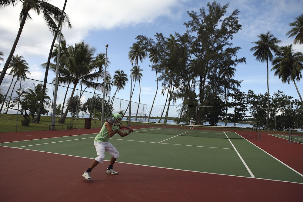 Sports Facility, InterContinental Resort Tahiti