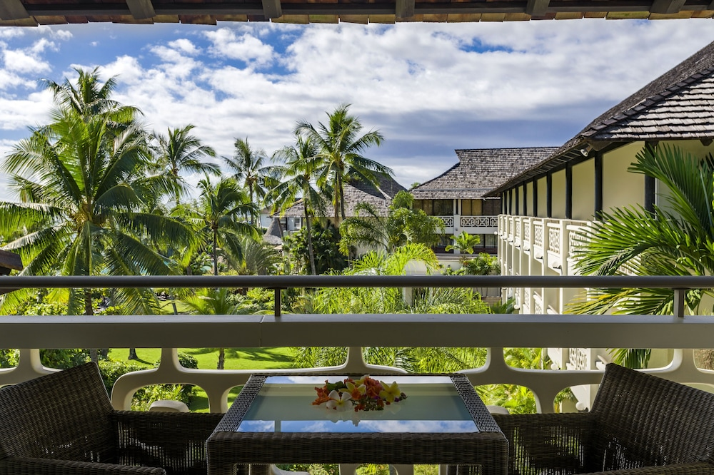 Garden View, InterContinental Resort Tahiti