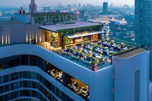 Bangkok Marriott Marquis Queen's Park